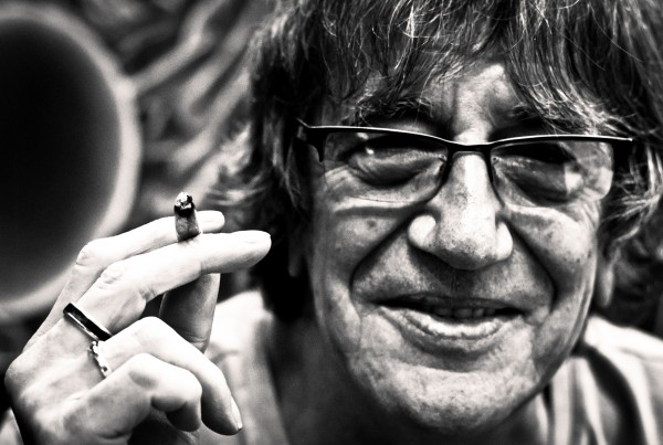 Mr Nice himself, Howard Marks