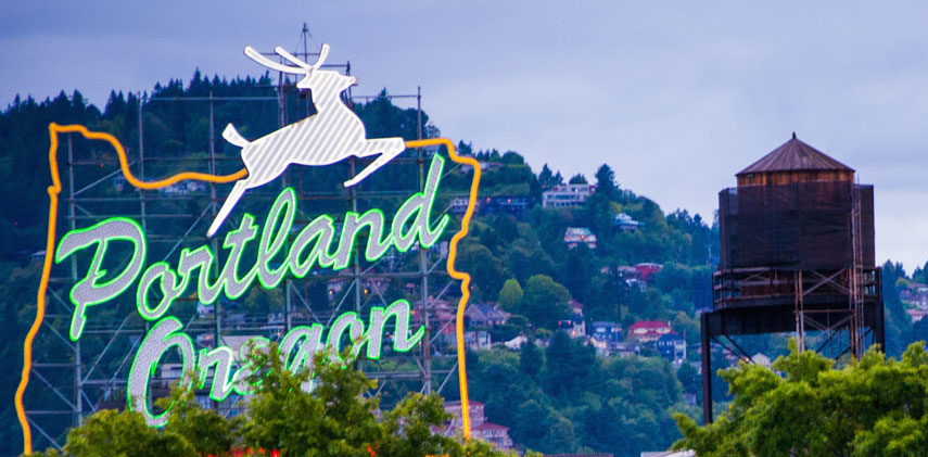 Cannabis Destinations Portland Oregon