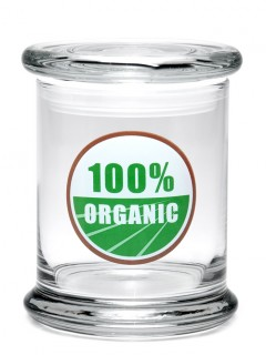 Buy 420 Science Classic Stash Jar - 100% Organic