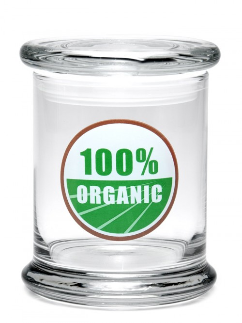 Buy 420 Science Classic Stash Jar - 100% Organic