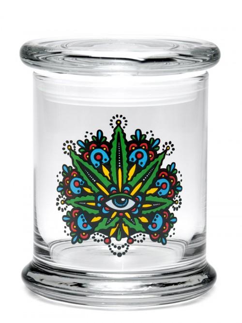 Buy 420 Science Classic Stash Jar - Leaf Eye