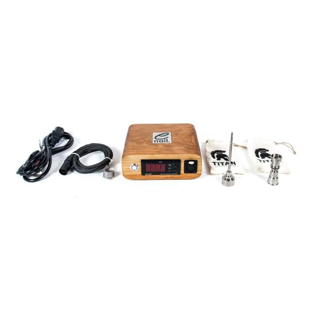 Buy E-Nail - Electronic Nail Titanium (Wooden Model)