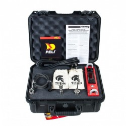 Buy E-Nail - Electronic Nail Titanium (Portable Model w/Peli Case)