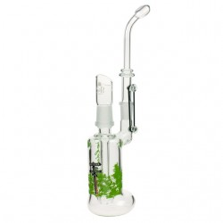 Buy Sheldon Black Fat Bottom Oil Bubbler - DNA