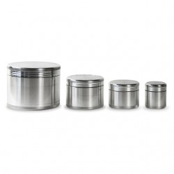 Buy Space Case Aluminium Crystal Catcher Grinder