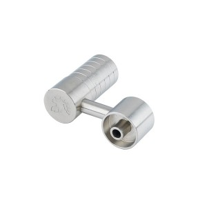 Buy Titan Titanium Nails - Domeless Side Arm - Female 14/18mm