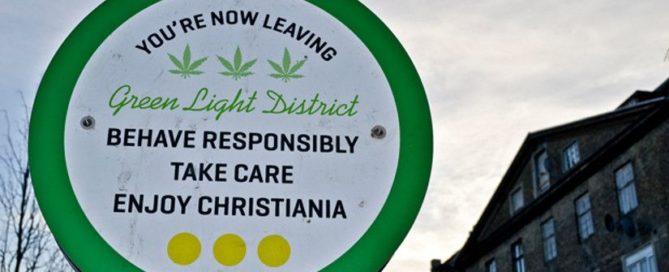 Christiana Denmark Cannabis Destinations