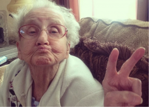 phone-granny