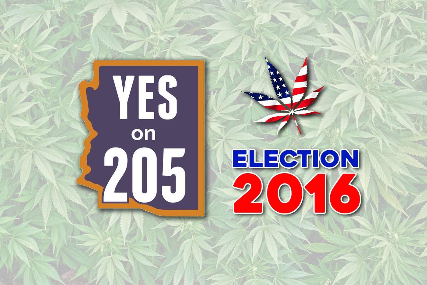 Yes on 205 in Arizona