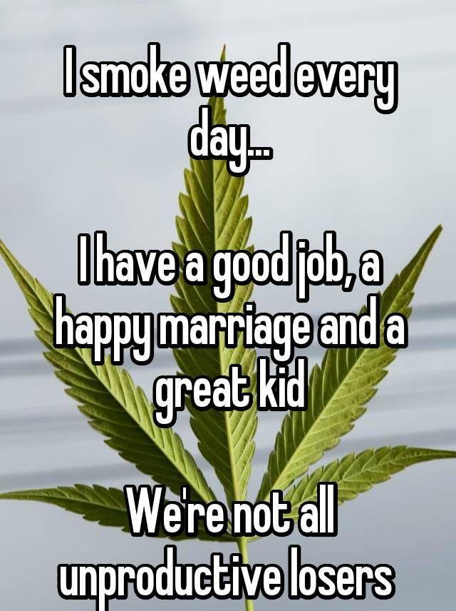Smoke Weed Every Day Meme