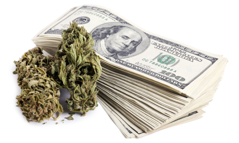 Cannabis, it's more than just about making money