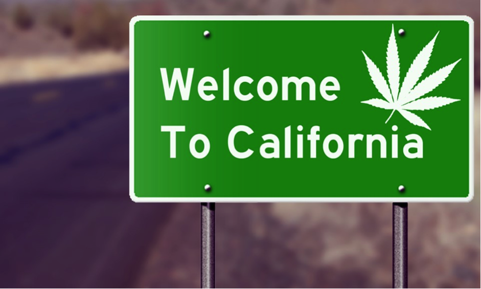 California, an industry leader in cannabis