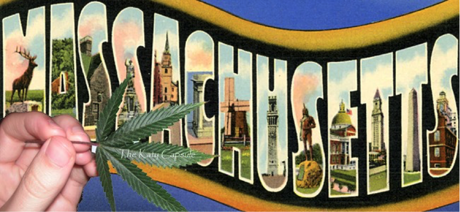 Marijuana in Massachusets