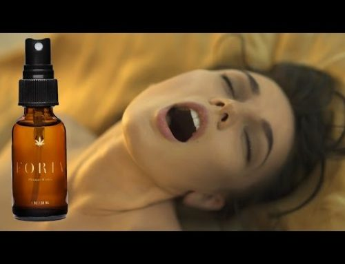 Video-Marijuana Lube from Foria And 15 Minute THC Orgasms