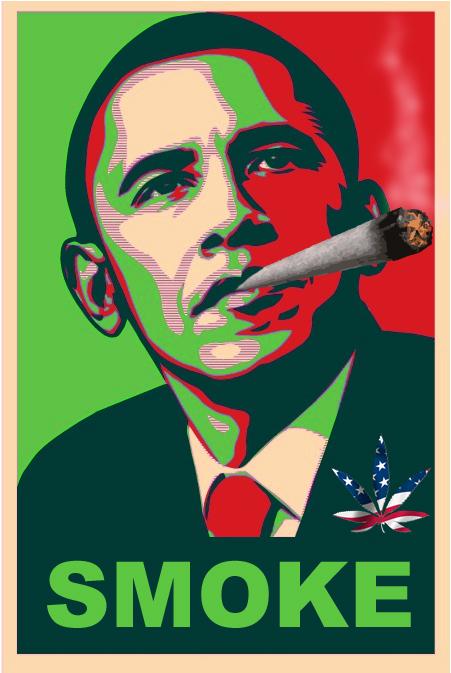 Obama gave hope of cannabis legalization