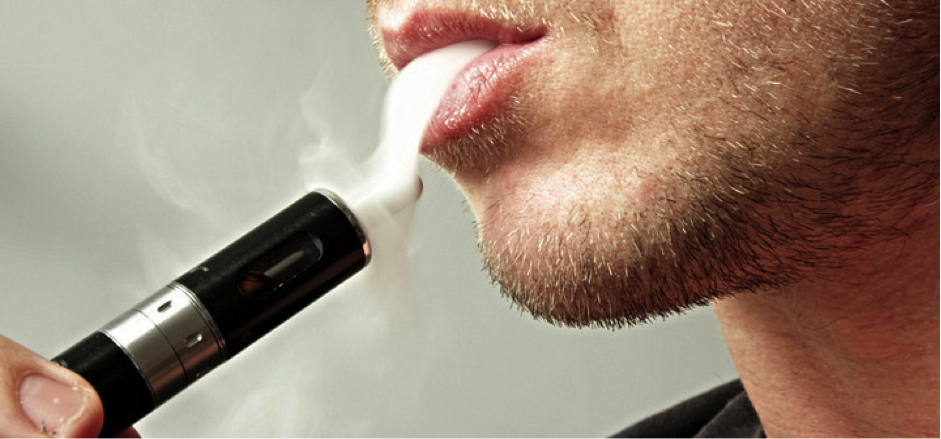 Vaping is more discreet than smoking a blunt