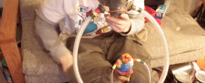 Awesome Homemade Bong/ Pipe