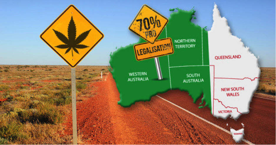 should australia legalise marijuana Cannabis should be legalised in australia because it will benefit in certain parts of canada cannabis is legal where they have marijuana pubs and bars where.