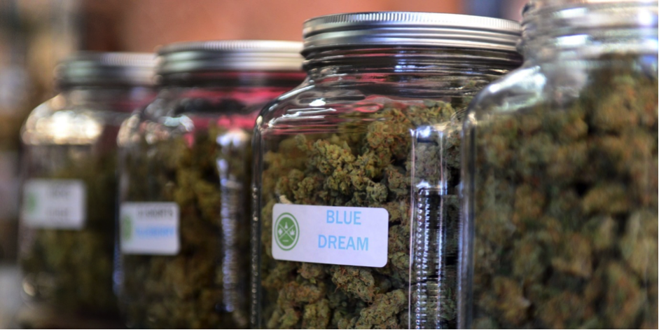Visit a Medical Marijuana dispensary