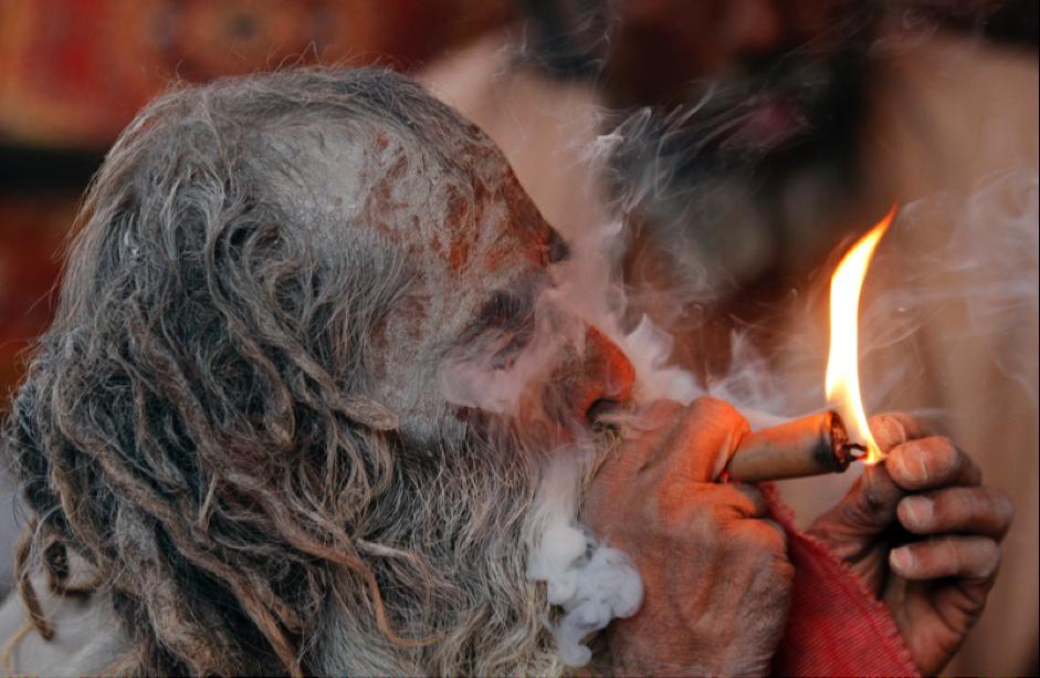 India cannabis legalization