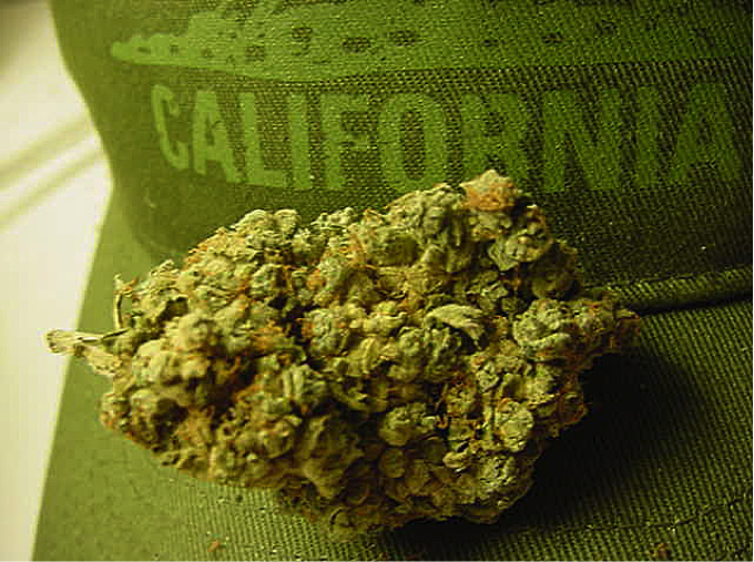 California to become cannabis capital