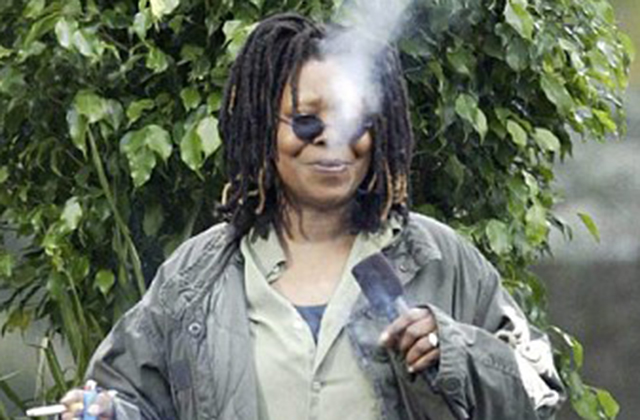 Whoopi Goldberg Cannabis