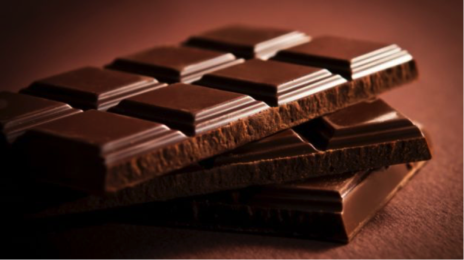 Chocolate high?
