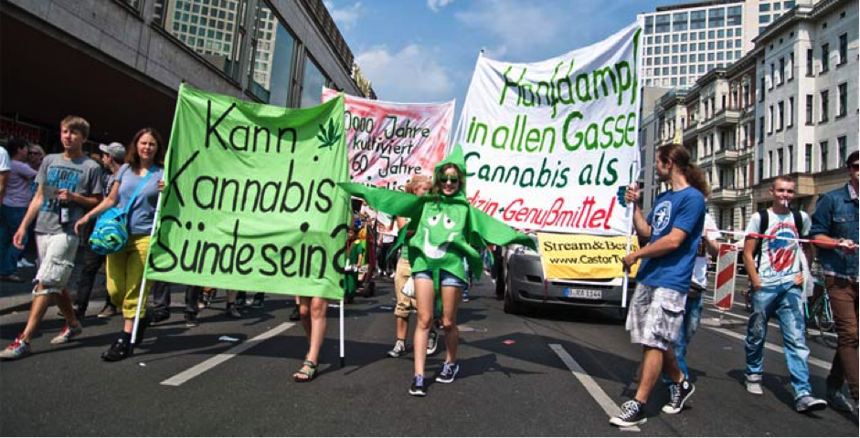 "Medical Marijuana Legalized in Germany for ""Exceptional"" Cases"