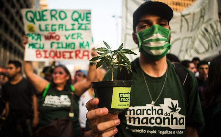 Brazil Drugs decriminalisation