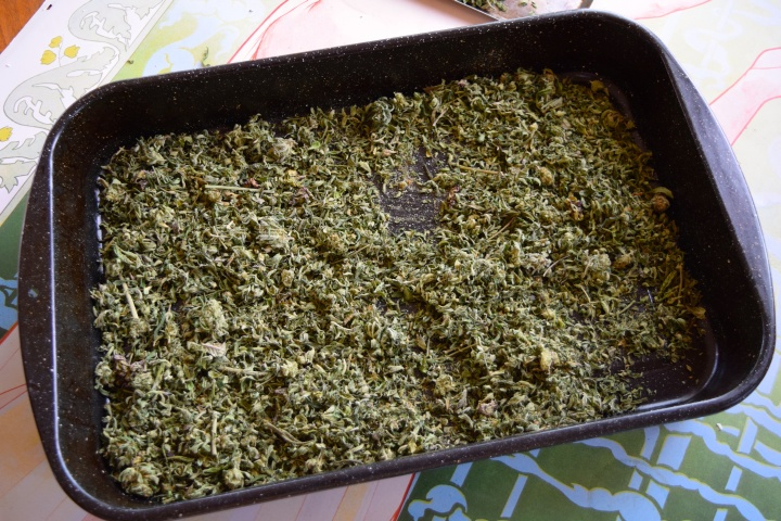 Decarboxylation Cannabis