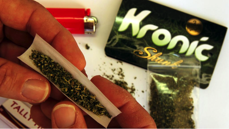 synthetic cannabis research