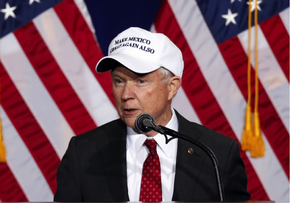 Jeff Sessions latest cannabis gaffe