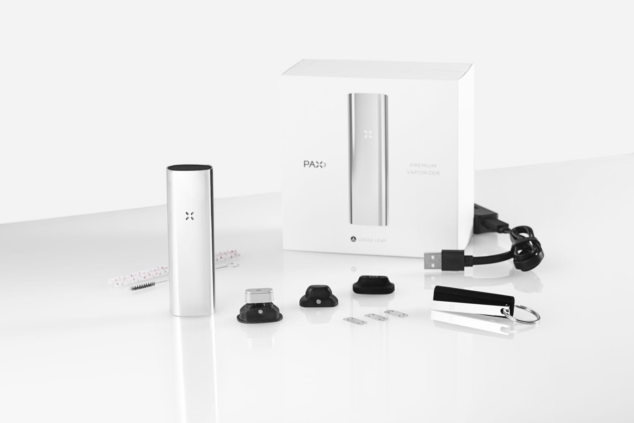 PAX 3 complete starter kit