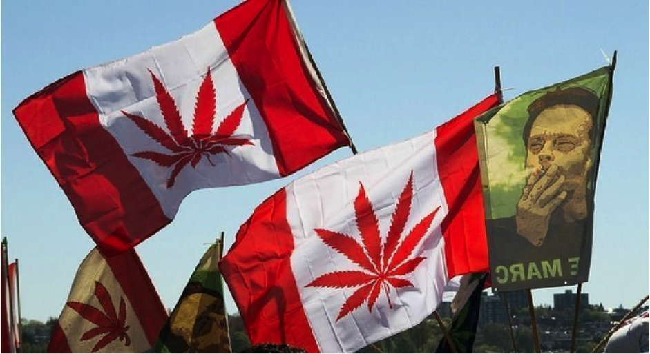 Canada to legalise cannabis