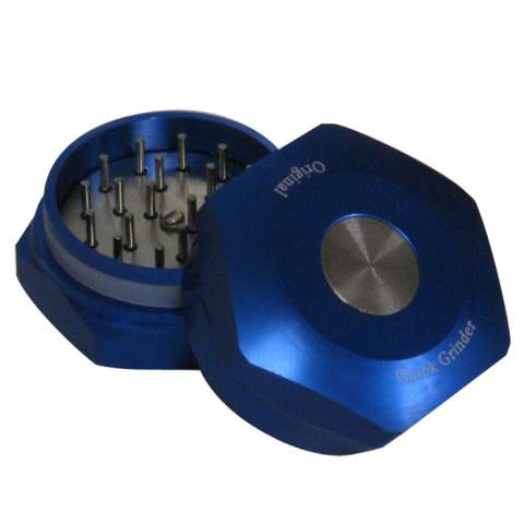 Buy Quick Herb Grinder Blue