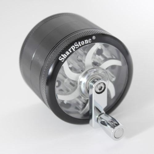 Buy SharpStone 4 Piece Grinder Black