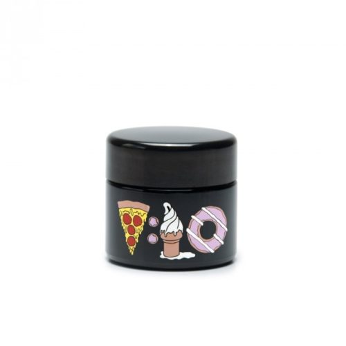 Buy 420 Science UV Stash Jar 420 Foods Small