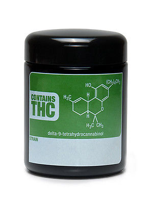 Buy 420 Science UV Stash Jar THC Write and Erase