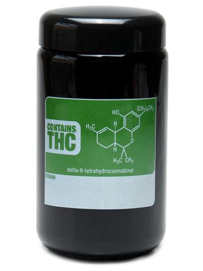 Buy 420 Science UV Stash Jar THC Write and Erase X-Large