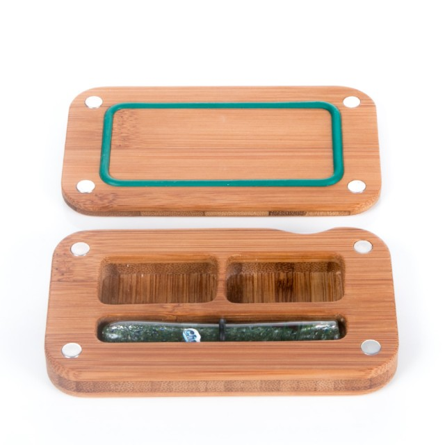 Buy Kind Tray Nug Out Glass Tray Open