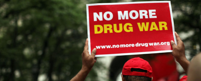 Oregon Decriminalizes drugs