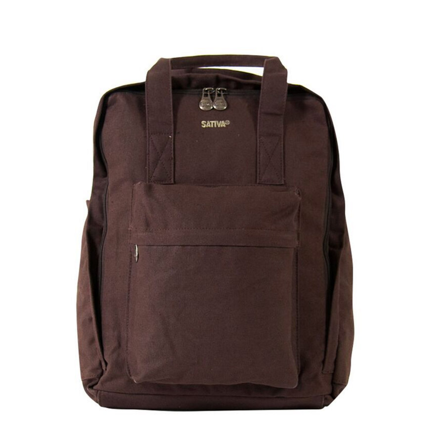 Buy Sativa Hemp All Purpose Carry Bag Brown
