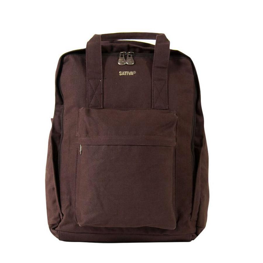 Buy Sativa Hemp All Purpose Carry Bag Brown