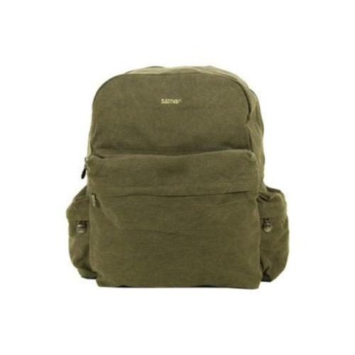Buy Sativa Hemp Backpack Khaki