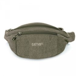 Buy Sativa Hemp Bum Bag Khaki