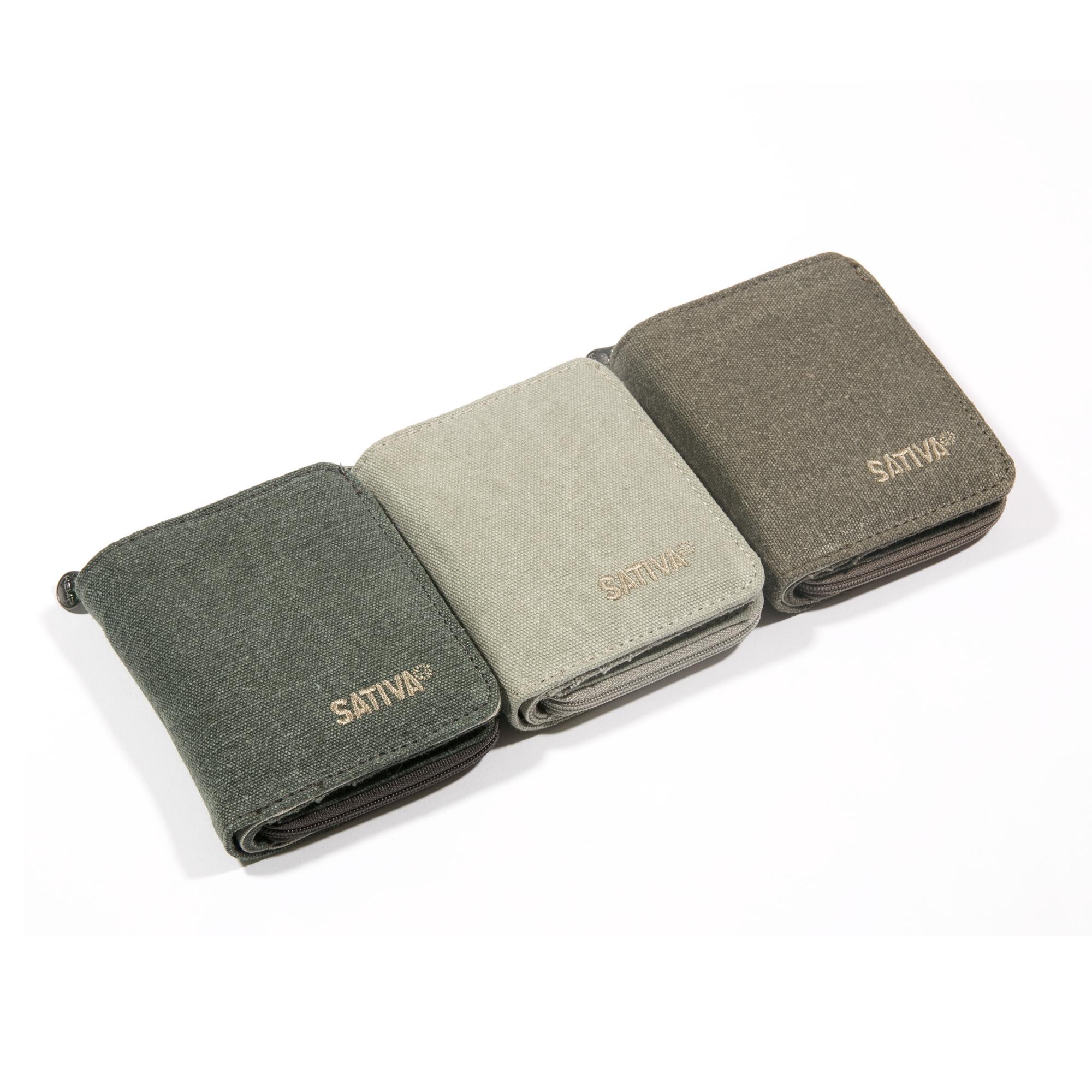Buy Sativa hemp Wallets All Colours
