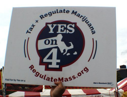 Massachusetts Cannabis Control Commission: 4 out of 5 Voted Against Legalization