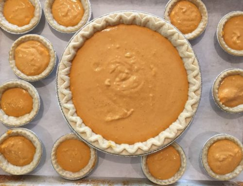 Pumpkin High is Easy as Pie: Medicated Pumpkin Pie Recipe