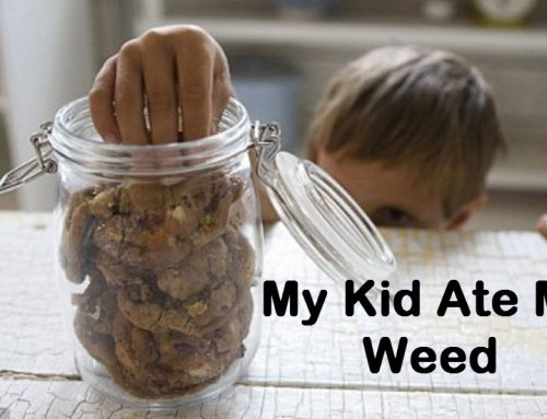 My Kid Ate One of My Edibles: Now What Do I Do?
